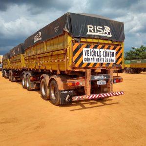 CAMINHÃO SCANIA R440 + SEMI REBOQUE TRITREM LIBRELATO